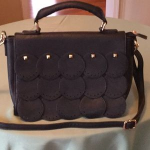 Pink Haley Satchel Handbag